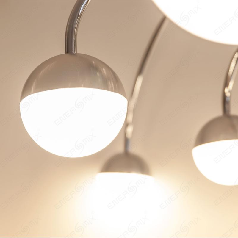 deckenlampen led kronleuchter gestell chromfarben 59 95. Black Bedroom Furniture Sets. Home Design Ideas