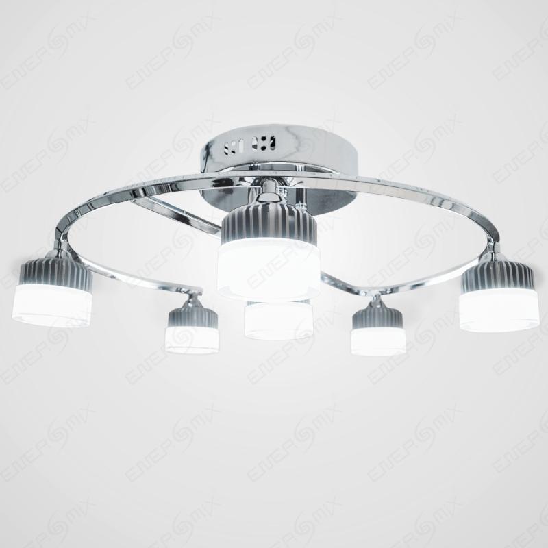Deckenlampen led wohnzimmerlampe gestell chromfarben 69 95 - Wohnzimmer deckenlampe led ...