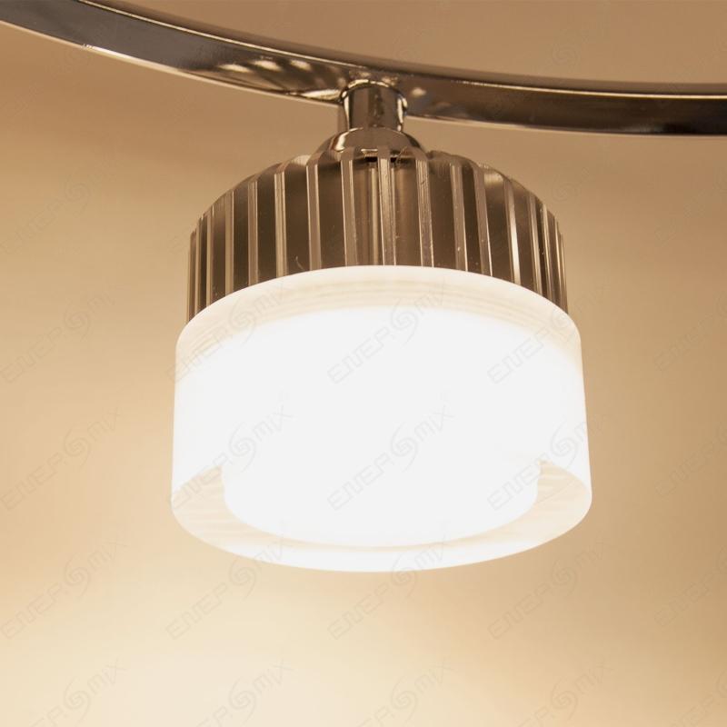 Deckenlampen LED Wohnzimmerlampe Gestell chromfarben, 69,95 €