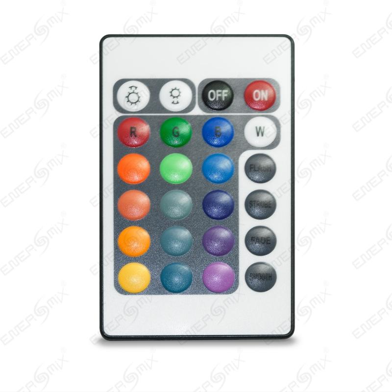 led rgb controller mit ferbedienung f r 12v rgb strip 8 45. Black Bedroom Furniture Sets. Home Design Ideas