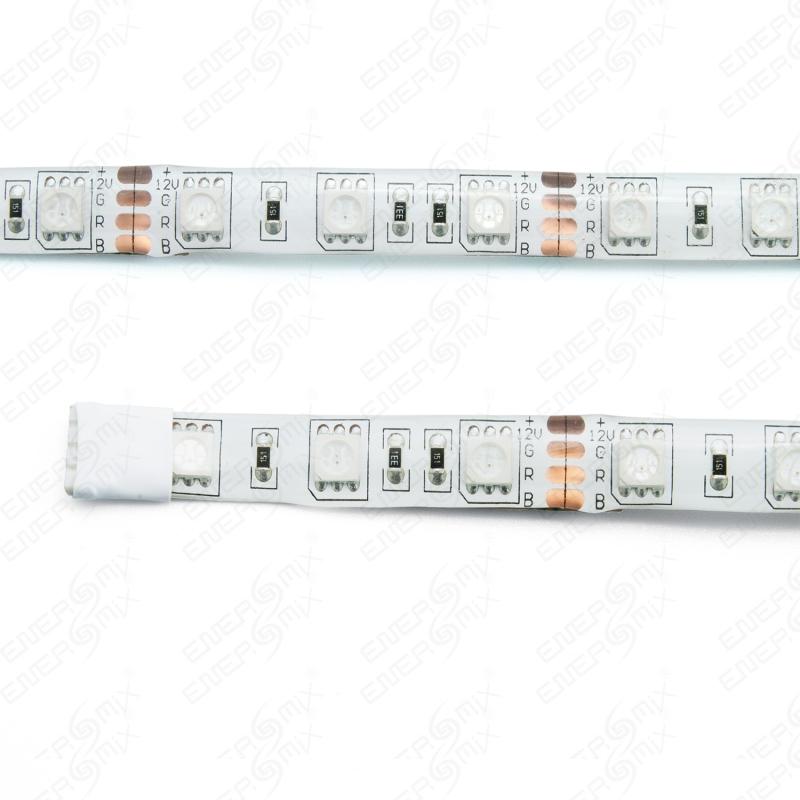 led rgb strip streifen set wei 60 led pro meter mit touch fernbedienung 33 50. Black Bedroom Furniture Sets. Home Design Ideas