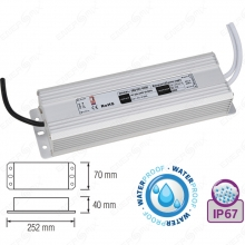 LED Trafo Netzteil Netzadapter Driver Transformator 12...