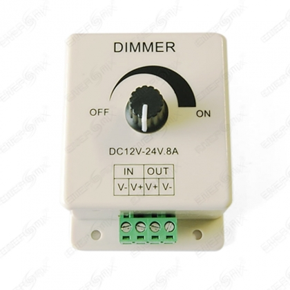LED Dimmer Regler für LED Strip 12V 8A