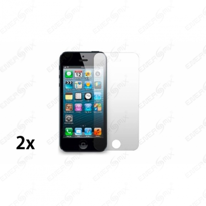 Displayschutzfolie Apple iPhone 5 2x Standard
