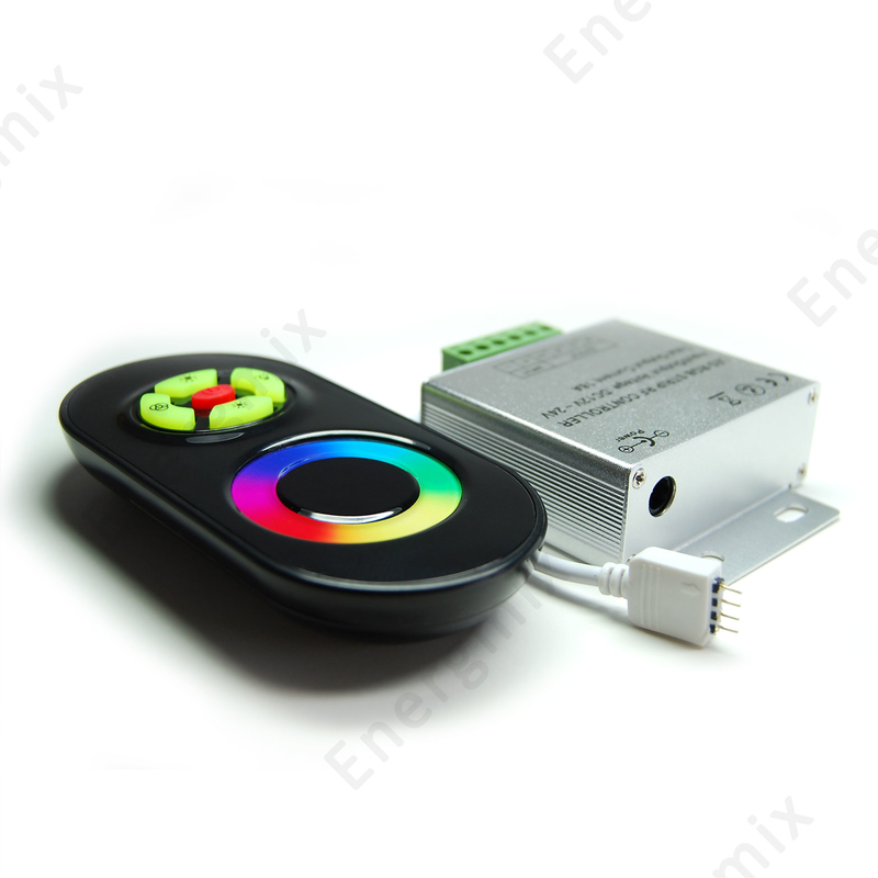 led rgb controller touch fb wei modell 1 schwarz 19 45. Black Bedroom Furniture Sets. Home Design Ideas