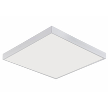 Aufputz LED Panel Quadrat 40 Watt-Eckig 600x600mm inkl....