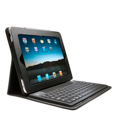 Apple iPad Bluetooth Tastatur Keyboard + Tasche (Deutsche...