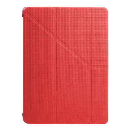 Cover Hülle iPad Air Backcover klappbar Triangle Dreieck