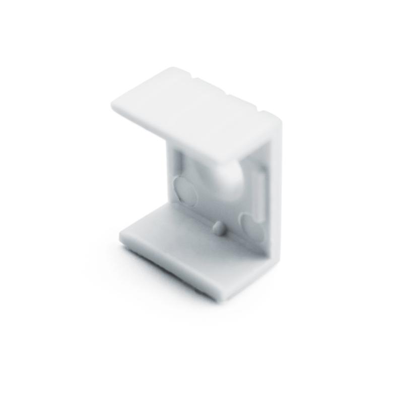 montagekappen f r led schienensystem 0 40. Black Bedroom Furniture Sets. Home Design Ideas