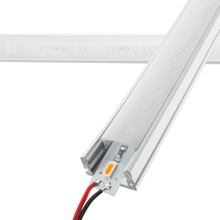 LED Aluminium Strip 12V Warmweiß  inkl. LED Kanal Alu...