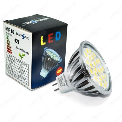 mr16 led smd lampe 12v 4w 4 50. Black Bedroom Furniture Sets. Home Design Ideas
