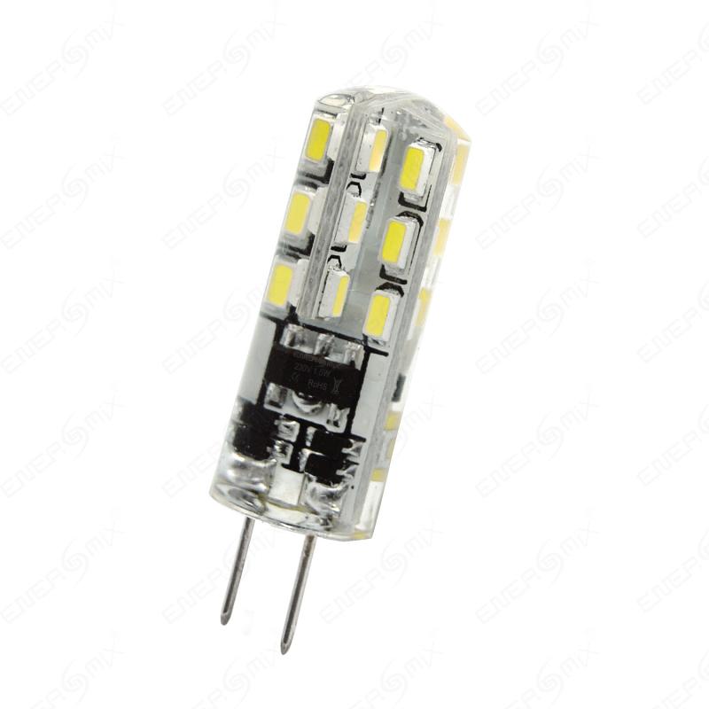 g4 led silikon leuchtmittel kaltwei 1 5 watt 2 40. Black Bedroom Furniture Sets. Home Design Ideas