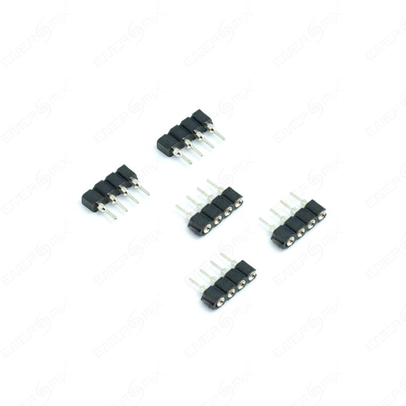 5x Netzteil Trafo Adapter Verbindung SchnellVerbinder einfarbige SMD LED Strip